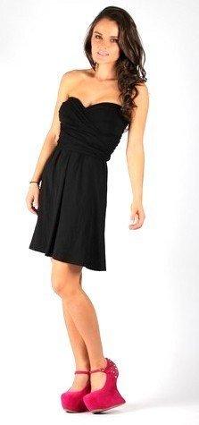 b614dae63a627 Tanya infinity dress short