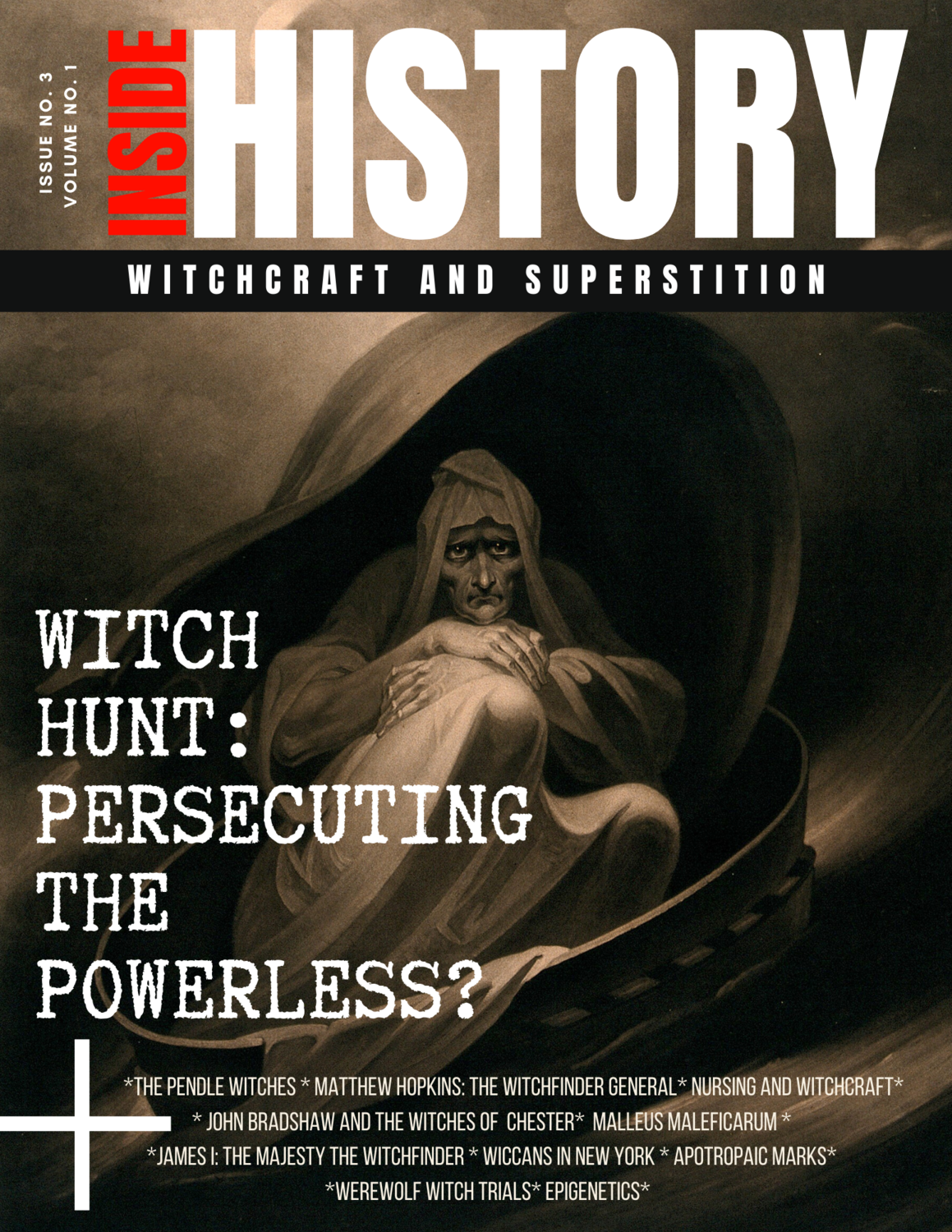 (UK DELIVERY) WITCHCRAFT & FOLKLORE