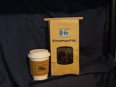 Ethiopian Sidamo FTO 16 oz