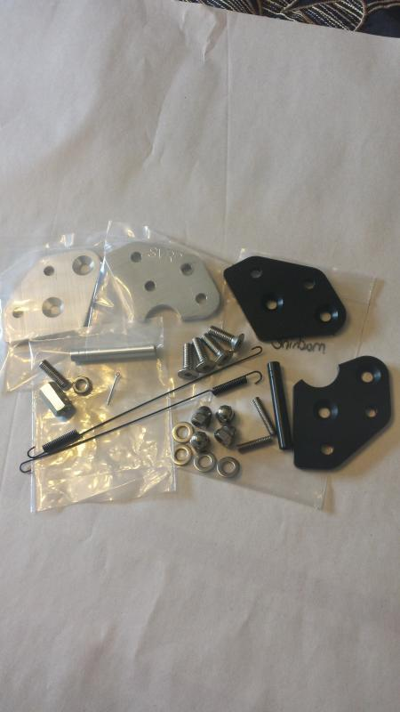Vstrom Foot Peg Lowering Plates for Both DL650 and DL1000 All Models