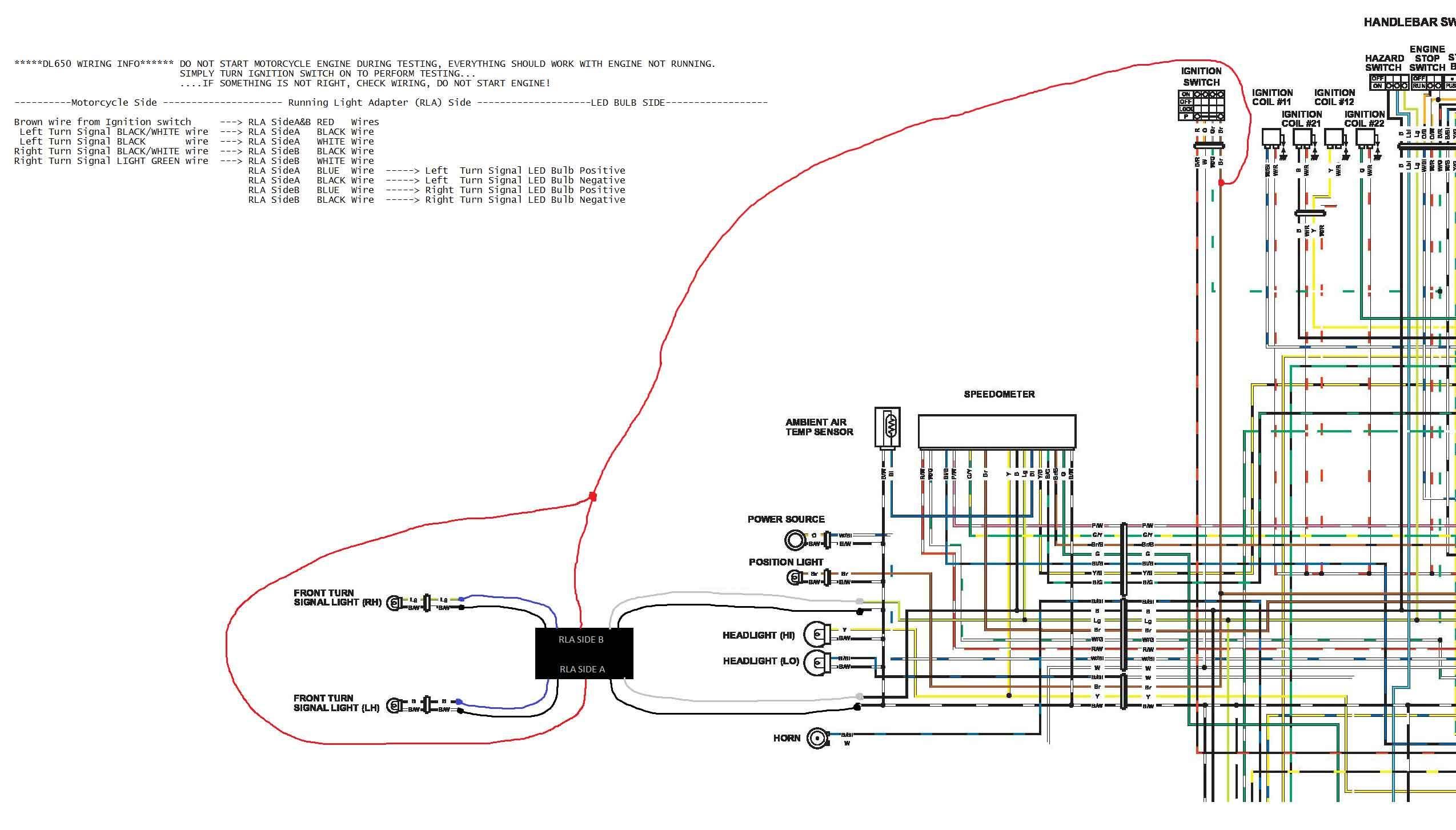 Led Bulb Wiring Diagram