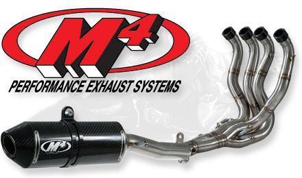 M4 Performance Exhausts