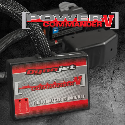 Power Commander V for DL650 and DL1000 Vstrom models