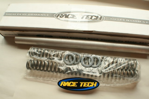 Race Tech Fork Springs and GVE Package