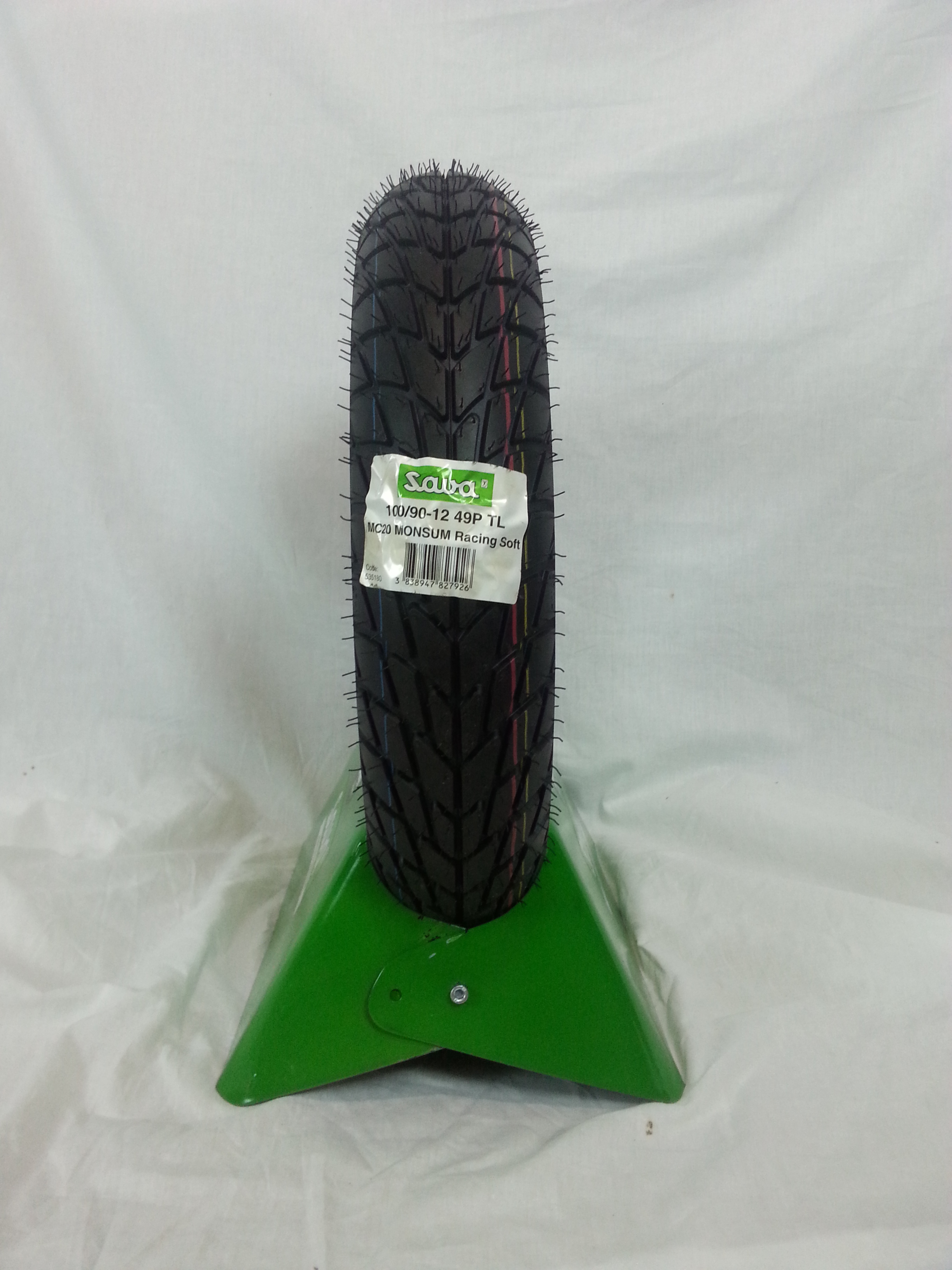 SVRP KAYO High Quality 12 Inch MiniGP Race Tires