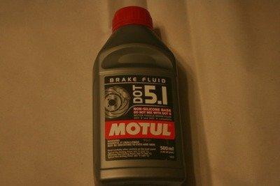 Motul 5.1 No Boil Brake Fluid