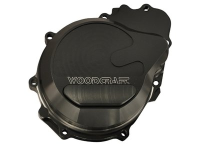 Woodcraft Kawasaki 04 - 05 ZX6R-RR Engine Covers