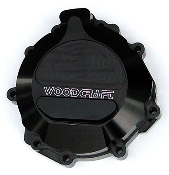 Woodcraft Kawasaki 07 - 08 ZX6R Engine Covers