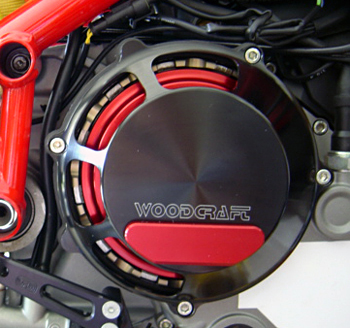 Woodcraft Ducati 748 999 1098 1198 Engine Covers
