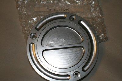 Keyless Gas Cap, Yamaha