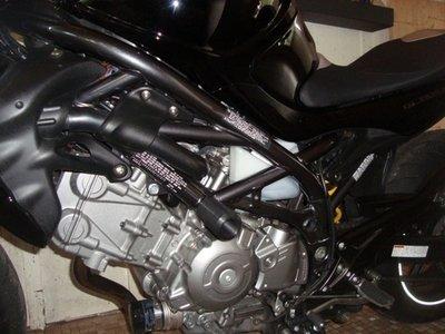 SV650 Gladius SFV650  - 2009 - 2015 SV650 Motosliders Frame Sliders