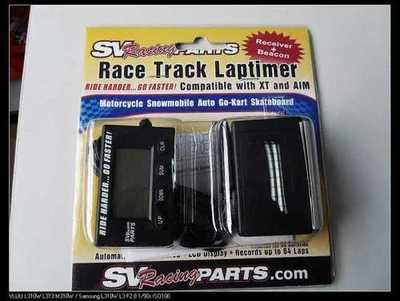 SV Racing Parts, Racing Lap Timer and Transmitter Beacon
