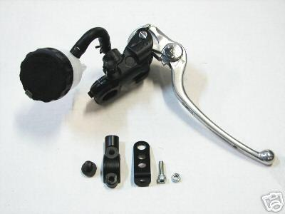 Nissin Radial Master Cylinder 17 x 18mm High Performance for Ninja 250 and 300