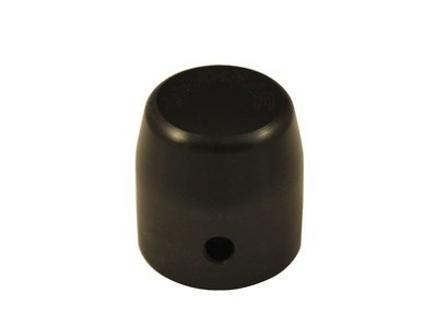 Bar End Sliders Black Replaceable Puck