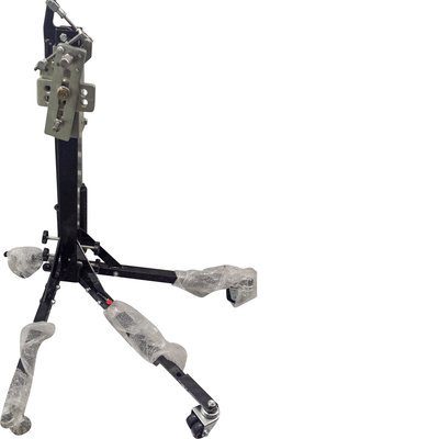 Black Custom Paddock Style Side Lift Stands 2005 - 2008 GSXR 1000