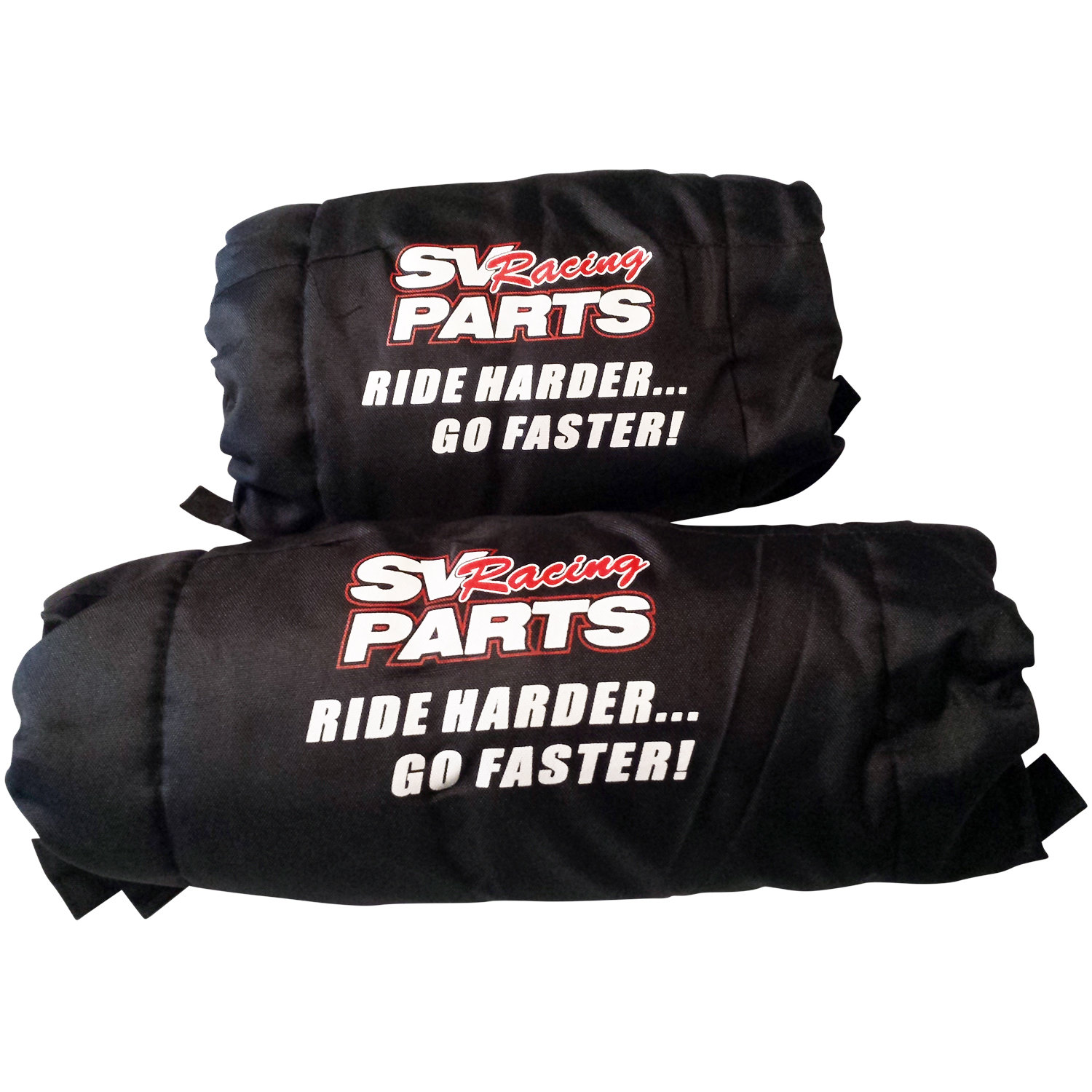 125 Series Tire Warmers, New Tire Warmers for GP125 Race Bikes - Mini-Motard on 17 inch Wheels