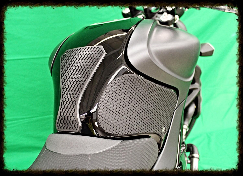 2009 - 2014 SFV650 Gladius All Models TechSpec Tank Pad Set