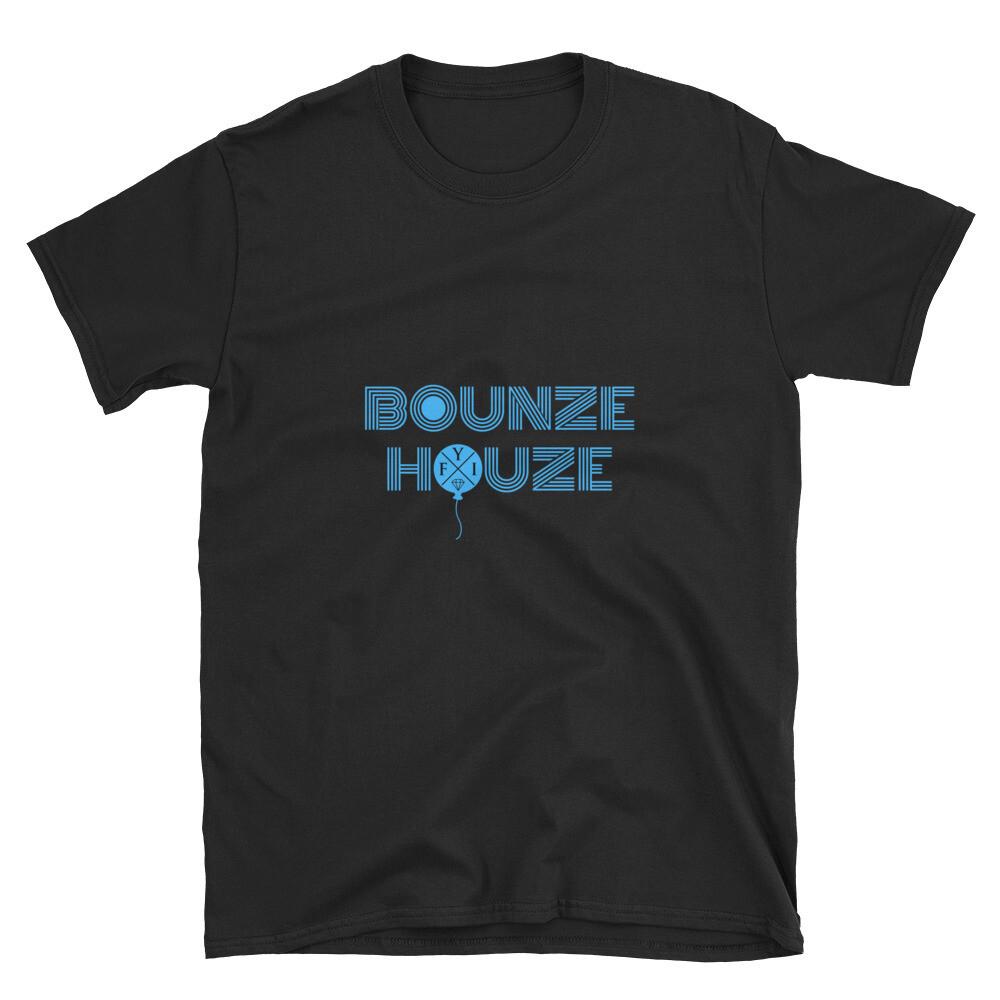 """Bounze Houze """"nubian black"""" T-Shirt (unisex)"""