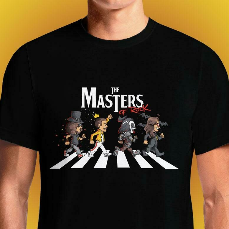 The Masters Of Rock