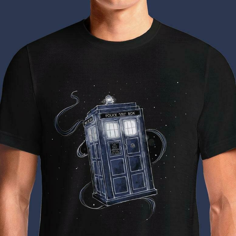 Tardis in the Space