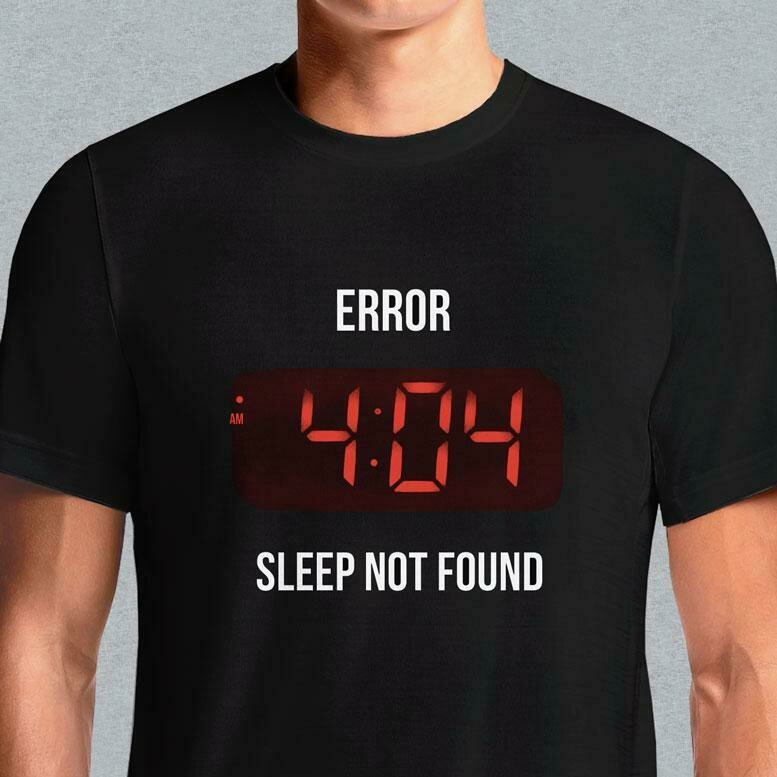 Error Sleep