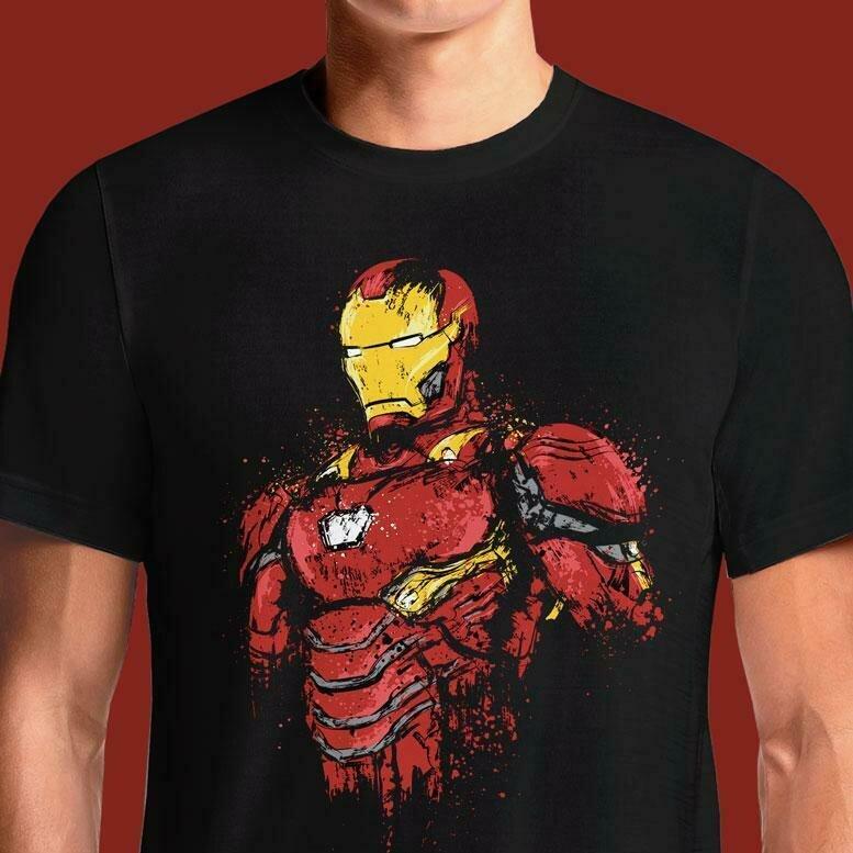 Infinity Iron