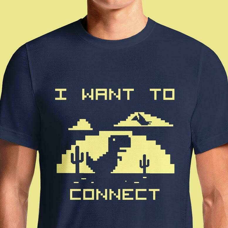 I WANT TO CONNECT