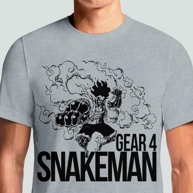 Snakeman Gear4