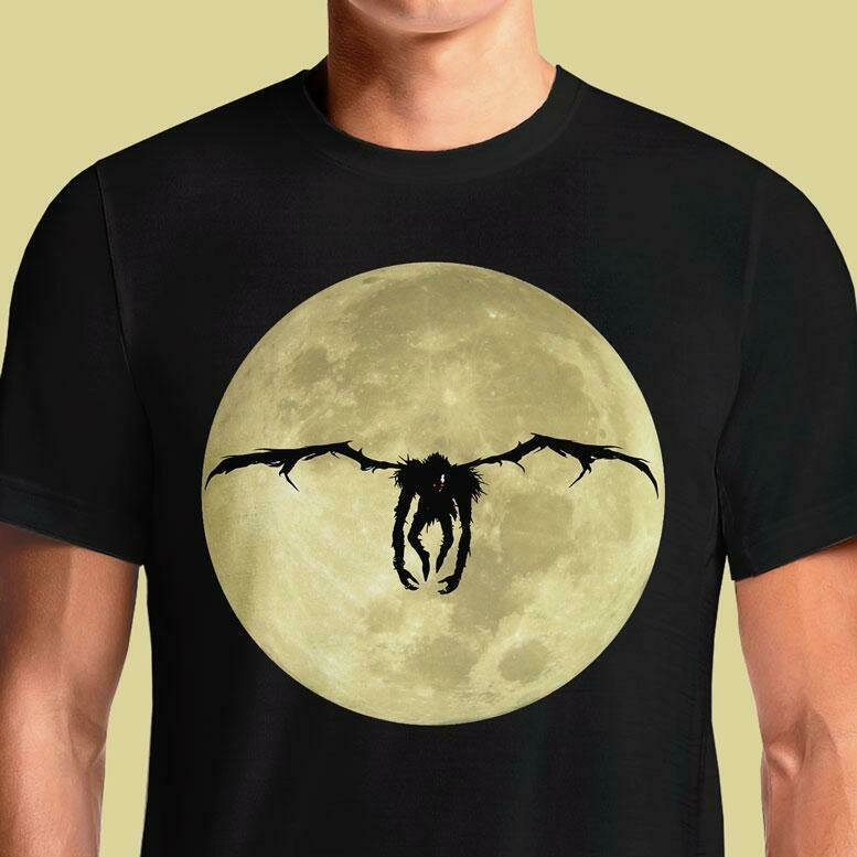 Ryuk and The Moon