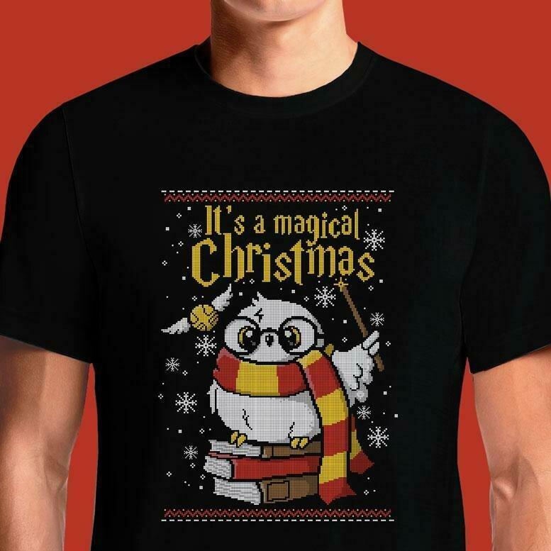 Owl Magic Christmas