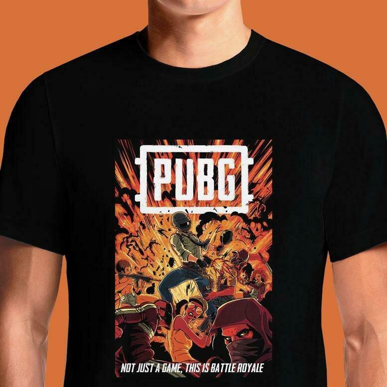 PUBG Boom
