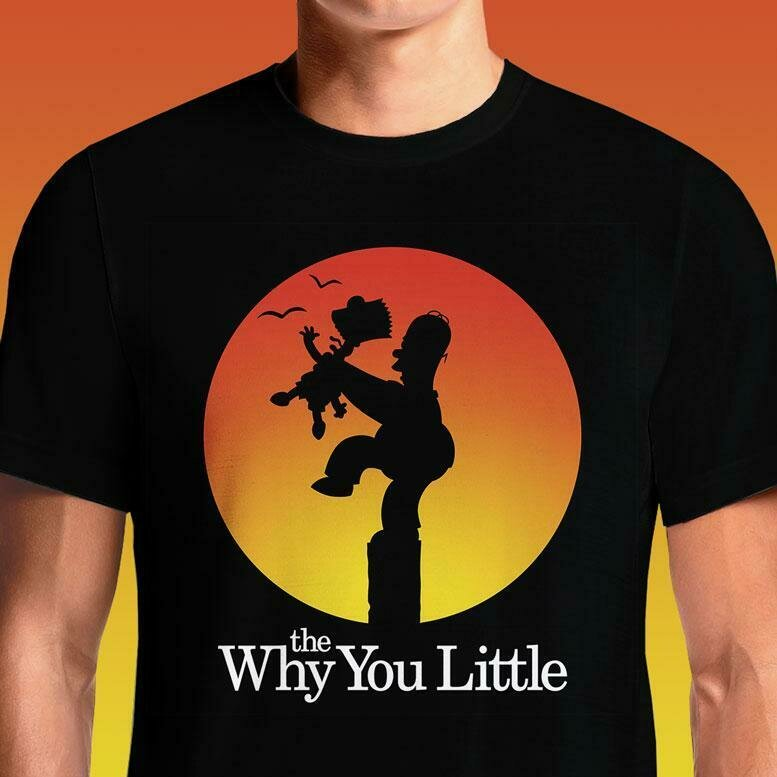 The Why You Little Kid!