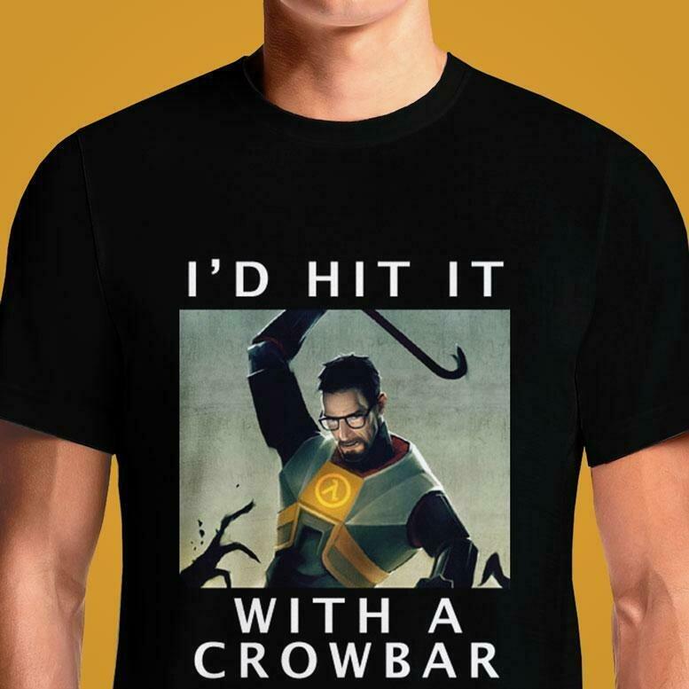 Half Life Crowbar