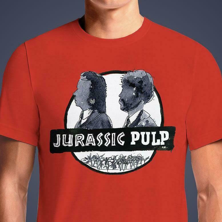 Jurassic Pulp