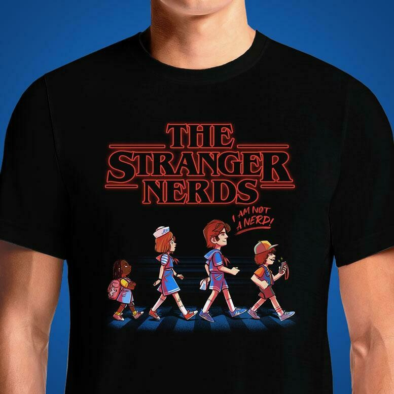 The Stranger Nerds