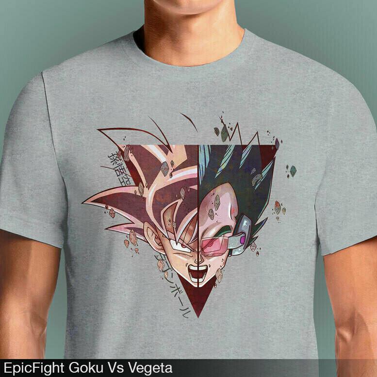 EpicFight Goku Vs Vegeta