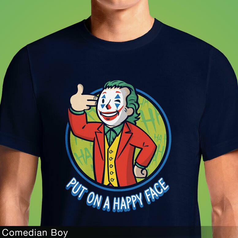 Comedian Boy