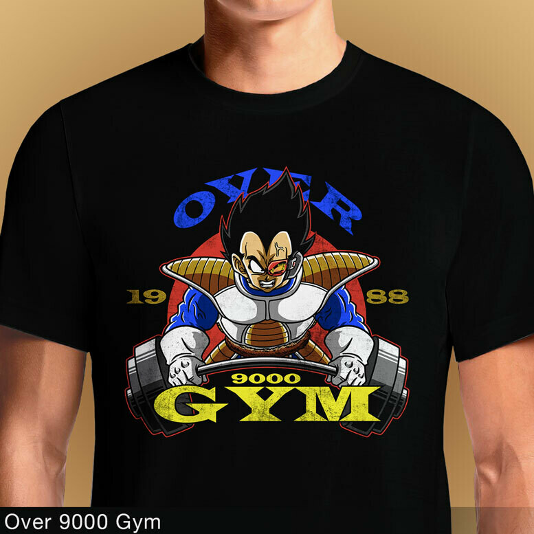 Over 9000 Gym