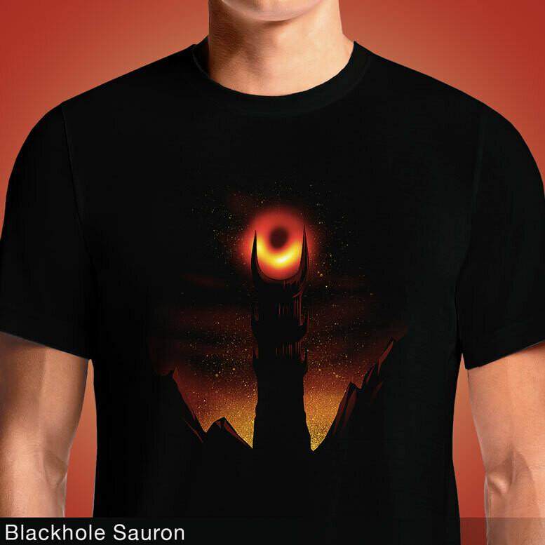 Blackhole Sauron
