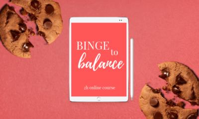 Binge to Balance Online Course