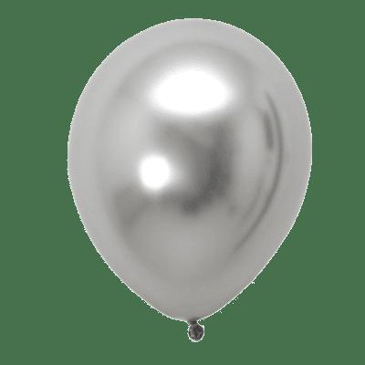 Chrome Latex Balloon with Helium
