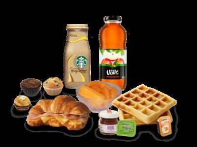 Desayuno Monyur
