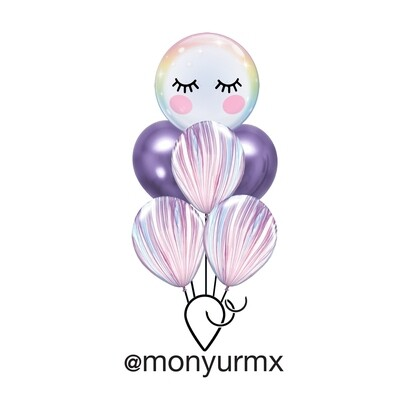Cute Balloon Bouquet