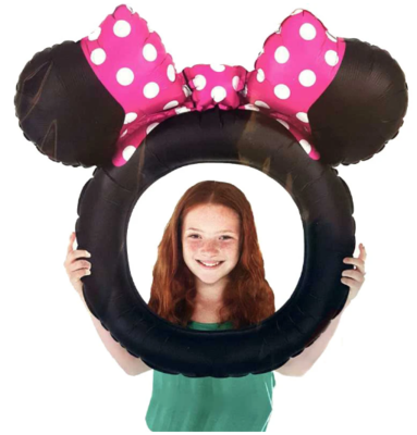Marco inflable Minnie Mouse
