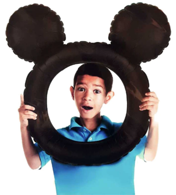 Marco inflable Mickey Mouse