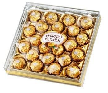 Ferrero Rocher 24 piezas