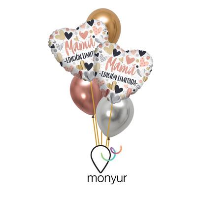 Mamá  Edición Limitada Balloon Bouquet