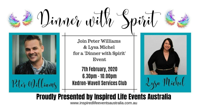 07/02/19 - Dinner With Spirit