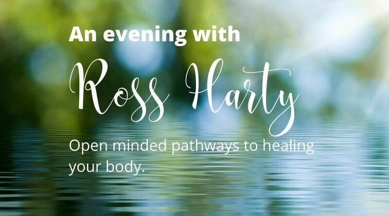 13/11/2019 An Evening with ROSS HARTY