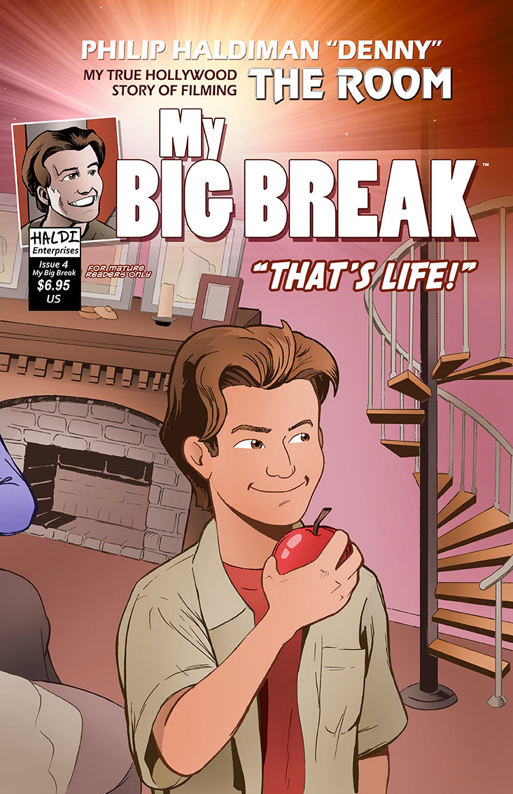 Issue #4: That's Life!